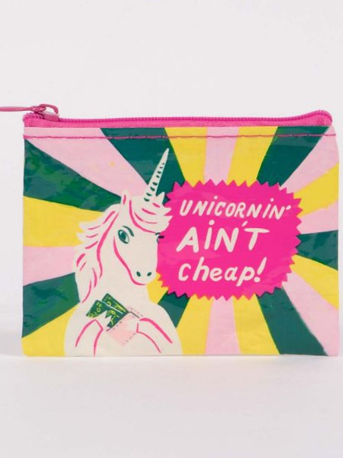 Blue Q - Unicornin' Coin Purse