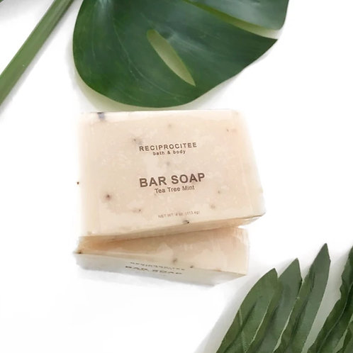 Reciprocitee - Tea Tree Mint Soap