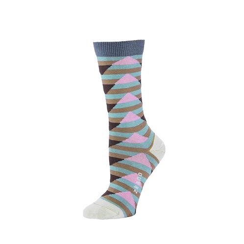 Zkano Socks - Moonstone Aspyn Women's Crew Socks