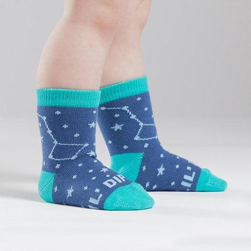 Sock It To Me - Lil Dipper Toddler Crew Socks