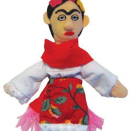 Unemployed Philosophers - Frida Kahlo Magnetic Personality