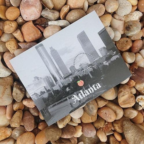 LoveNanaCo - Atlanta Postcard