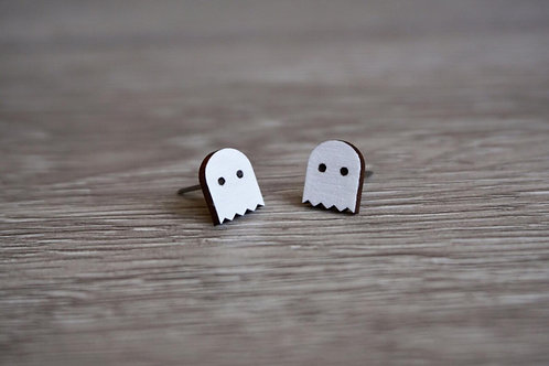 Lumen House - Ghost Stud Earrings