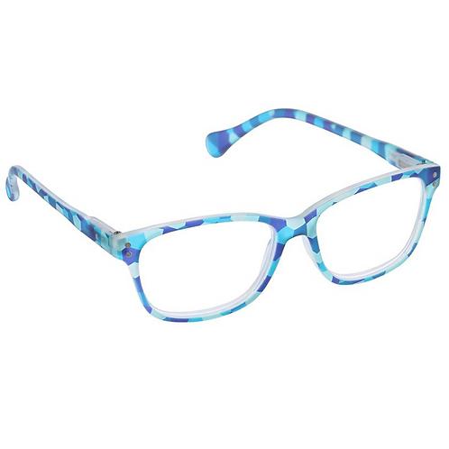 Peepers - Style Eighteen: Blue +1.25