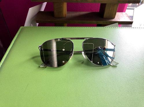 Le Specs -  Liberation Silver Revo Sunglasses