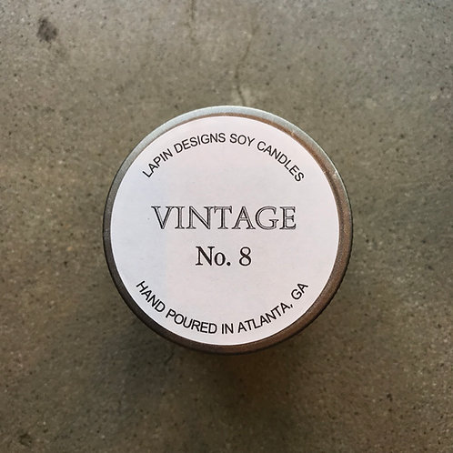 Lapin Designs - Vintage Soy Candle