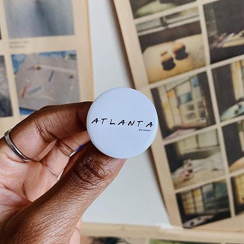 LoveNanaCo - Atlanta Friends Button