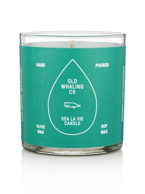 Old Whaling Co. - Sea La Vie 7oz Candle