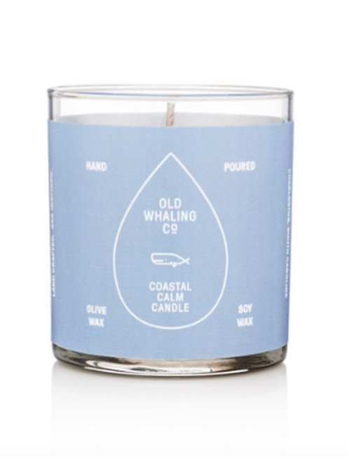 Old Whaling Co. - Coastal Calm 7oz Candle