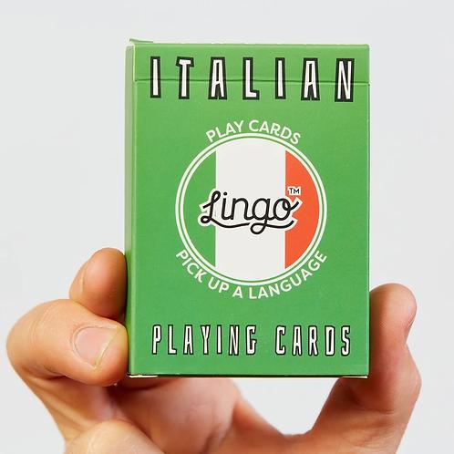 Lingo - Italian Playing Cards