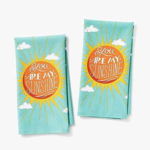 Paper Source - Sunshine Tea Towel