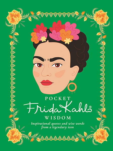 Hardie Grant Books - Pocket Frida Kahlo Wisdom