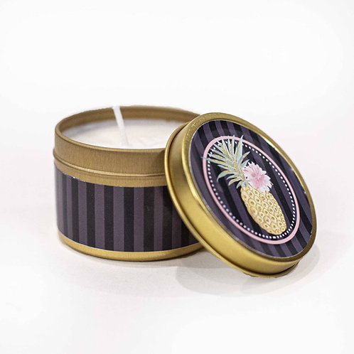 Mod Lounge Paper - 4oz Pineapple Candle