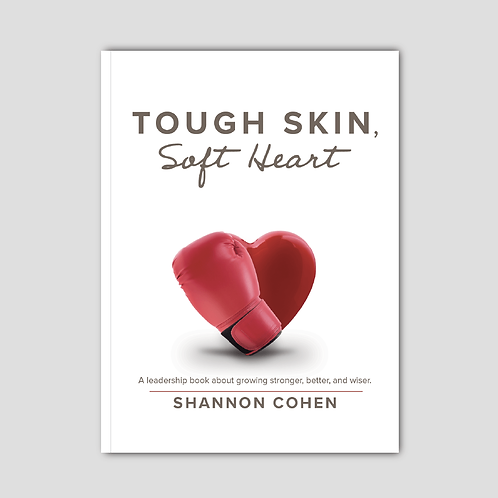 Shannon Cohen - Tough Skin Soft Heart