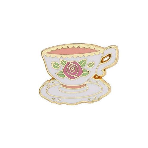Erstwilder - Telltale Teacup Enamel Pin