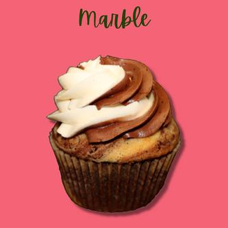Marble Cupcake