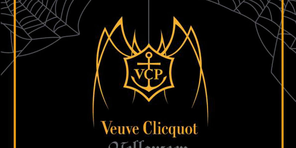 Veuve Clicquot Yelloween!