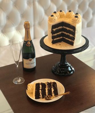 Caramel Baileys Cake