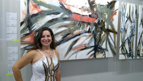 A história de vida da artista Ercy Zendim e os impactos em suas obras