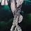 Thumbnail: Pintura em tela de COELHO - A lebre
