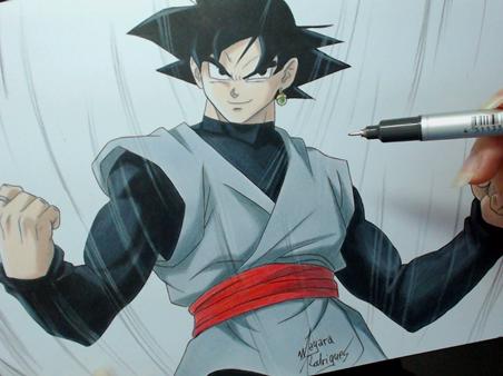 Como desenhar seus personagens favoritos de mangás e animes?