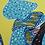Thumbnail: Pintura em papel de ALBATROZ - Albatroz: o céu, o mar e o amarelo