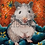 Thumbnail: Pintura em tela de HAMSTER - Um hamster