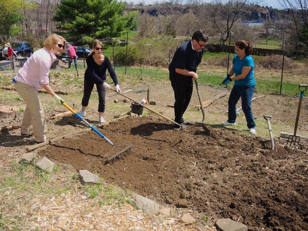 Conover Churches' Community Garden