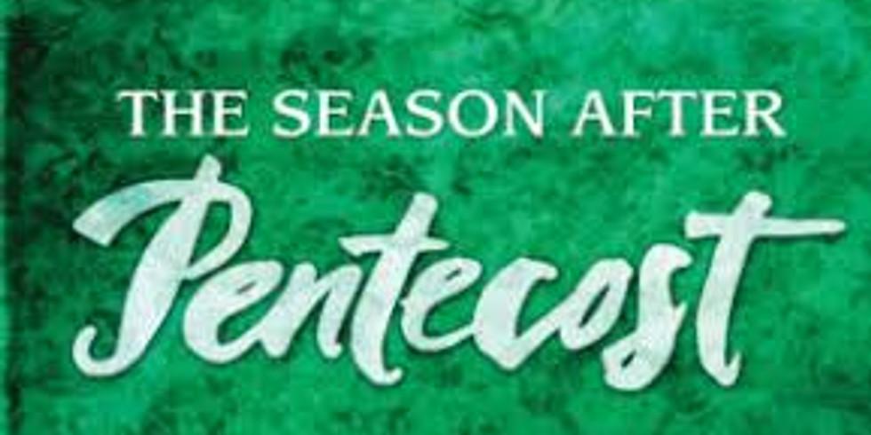 Sunday Morning Prayer-the 8th Sunday of Pentecost