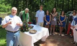 Parish Picnic & Outdoor Service!