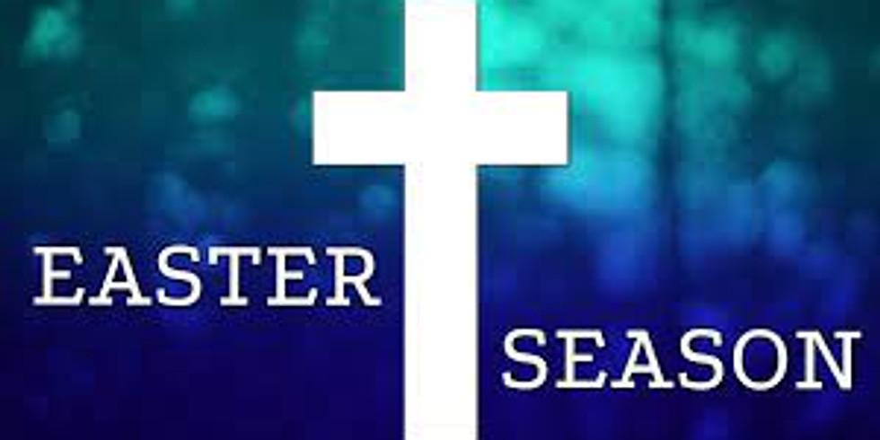 Sunday Morning Prayer-5th Sunday of Easter