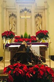 Nativity in church.jpg