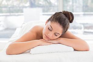 Avslappnande massage