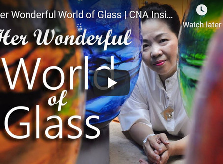The Art of Glass from the Founder's Heart