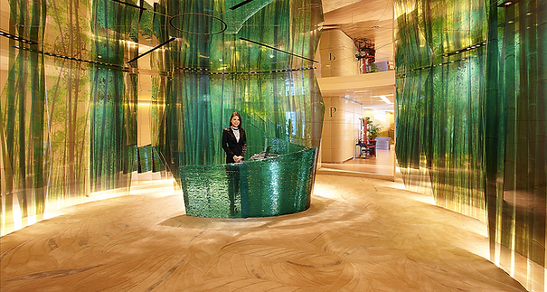 UOB Wealth Banking Bamboo Garden