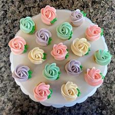 Mini Pastel Roses