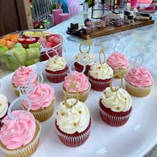 Bachelorette Cupcakes