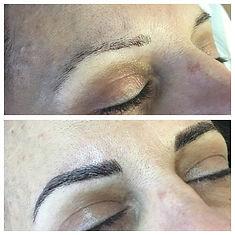 Microblading ❤️#microblading #eyebrows #