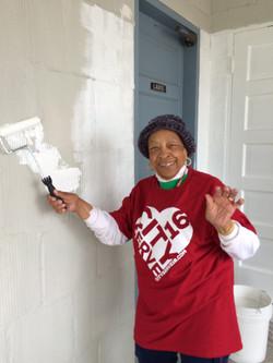 Dorothy, our favorite volunteer!