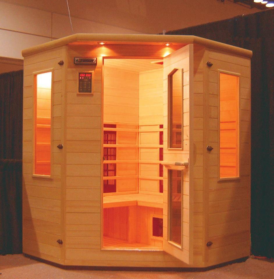 Infrared Ozone Sauna