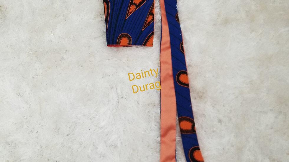 Peacock Dainty Durag™