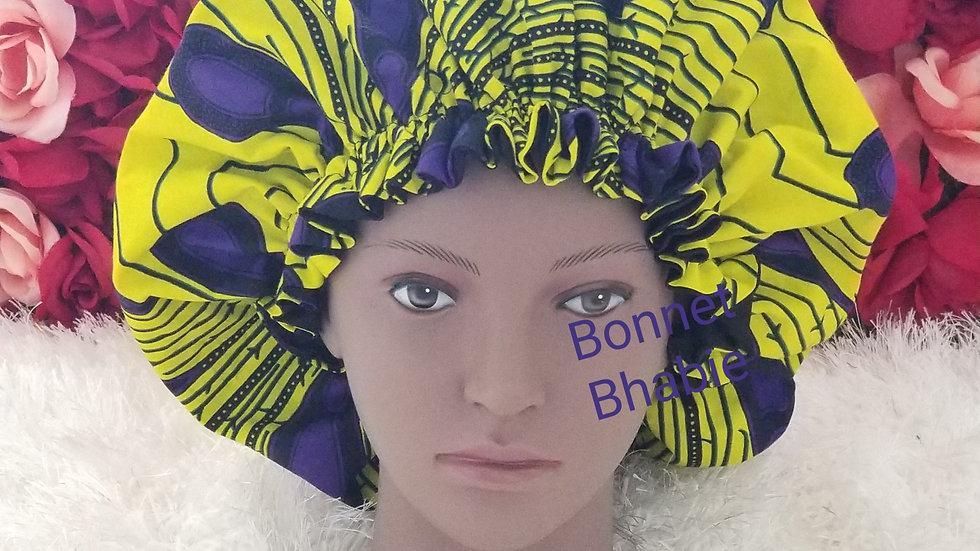 Peacock Bonnet Bhabie