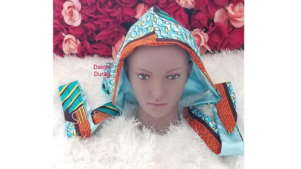 Golden Blu Dainty Durag™