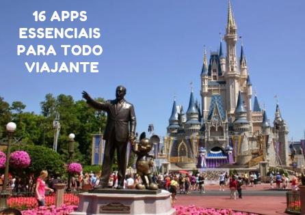 16 apps que todo viajante precisa conhecer