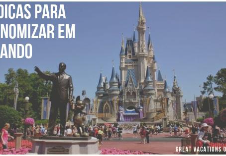 10 dicas para economizar em Orlando