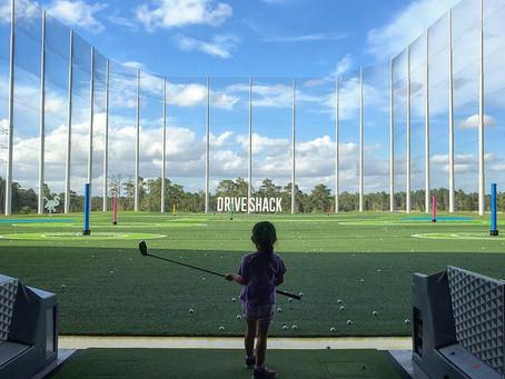 Golfe em Orlando
