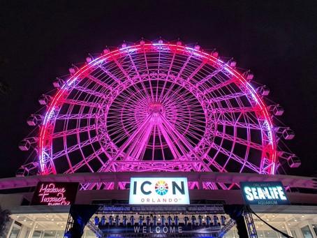 [EN] 5 reasons to visit ICON Orlando 360