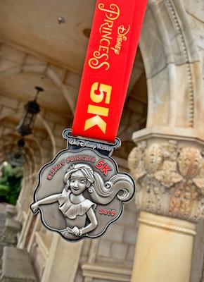 Disney marathon elena from avalon