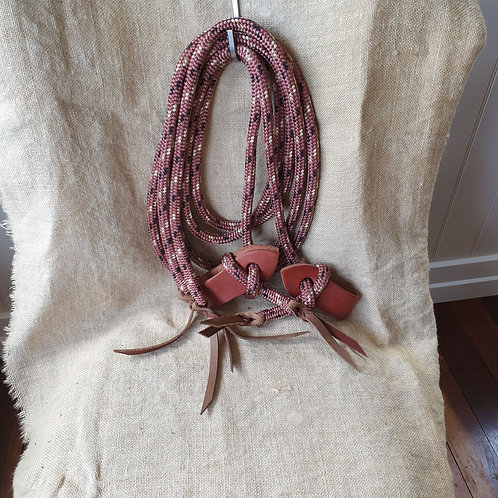 ROPE REINS -CLEARANCE