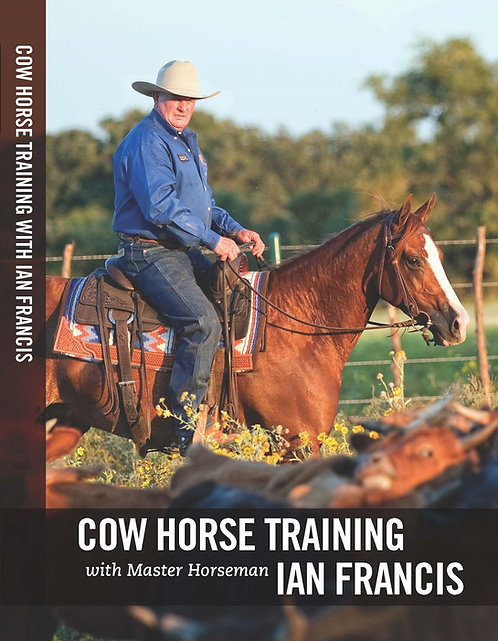 Cow Horse Training DVD
